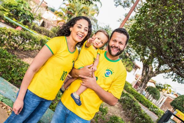 Ensaio Fotográfico de Família em Contagem