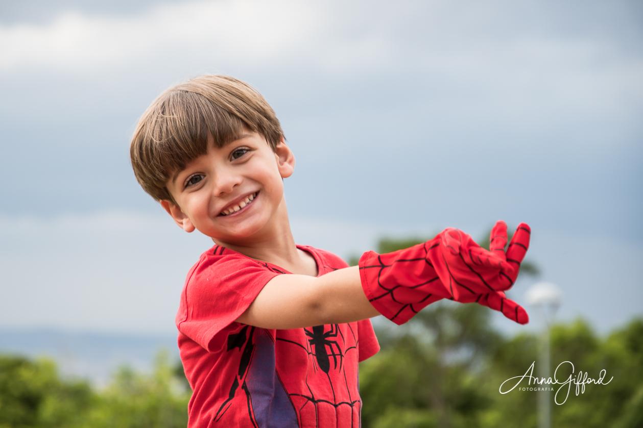 Ensaio Fotográfico Infantil em Belo Horizonte