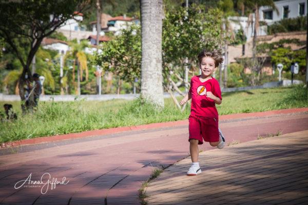 Ensaio Fotográfico Infantil Masculino