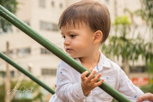Ensaio Infantil em BH