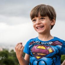 Que sorriso cativante desse menino! Amei!