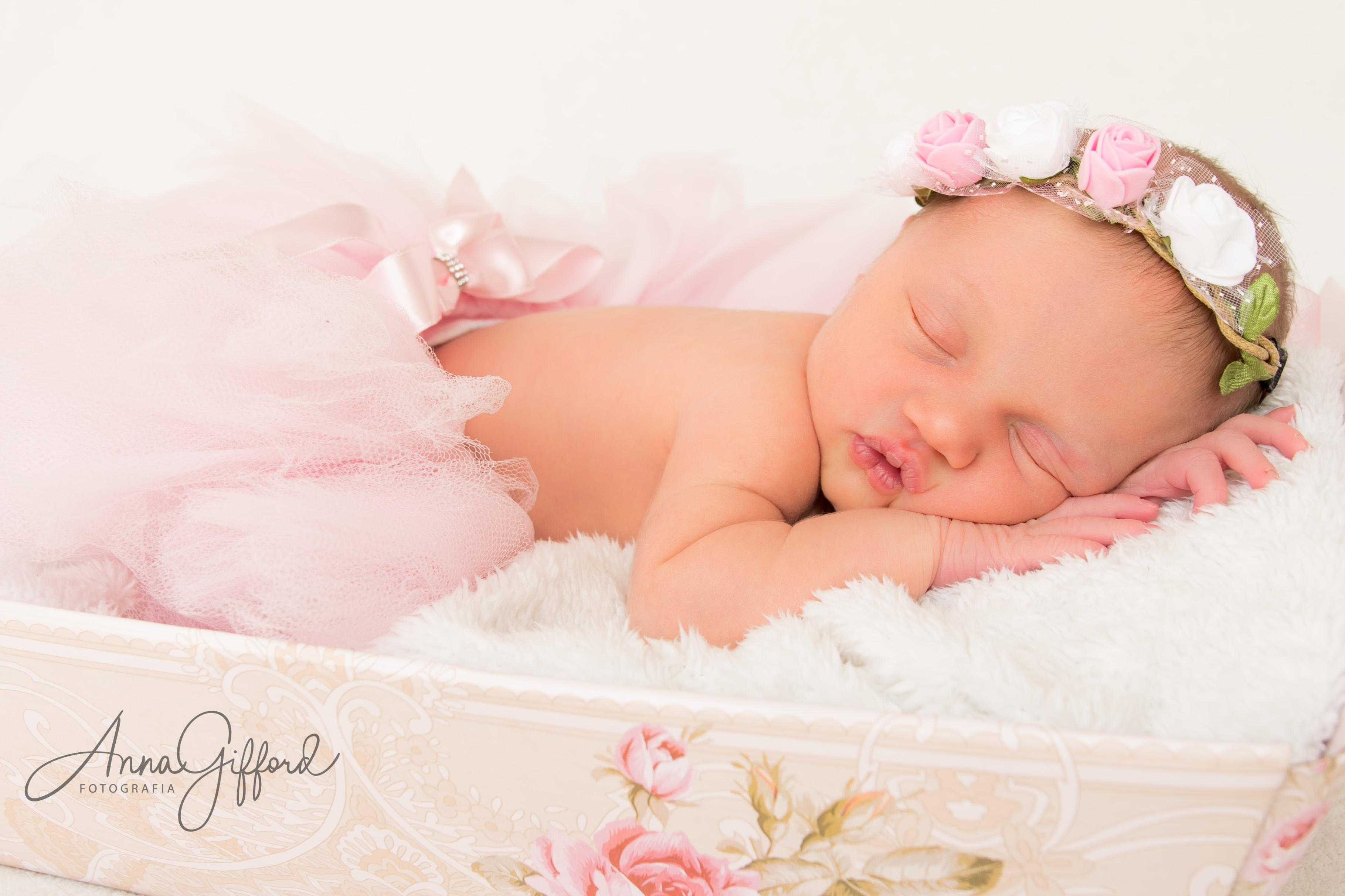 Alice | Ensaio Newborn em BH