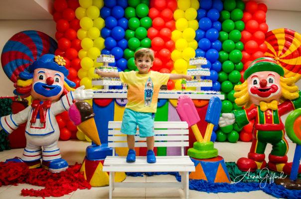 Fotografia Aniversário Infantil em BH