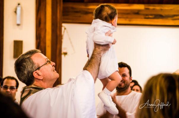 Fotógrafa de Batizado em Belo Horizonte