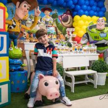 Fotografia de Festa Infantil em BH