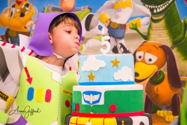 Fotografia de Festa Infantil em Contagem