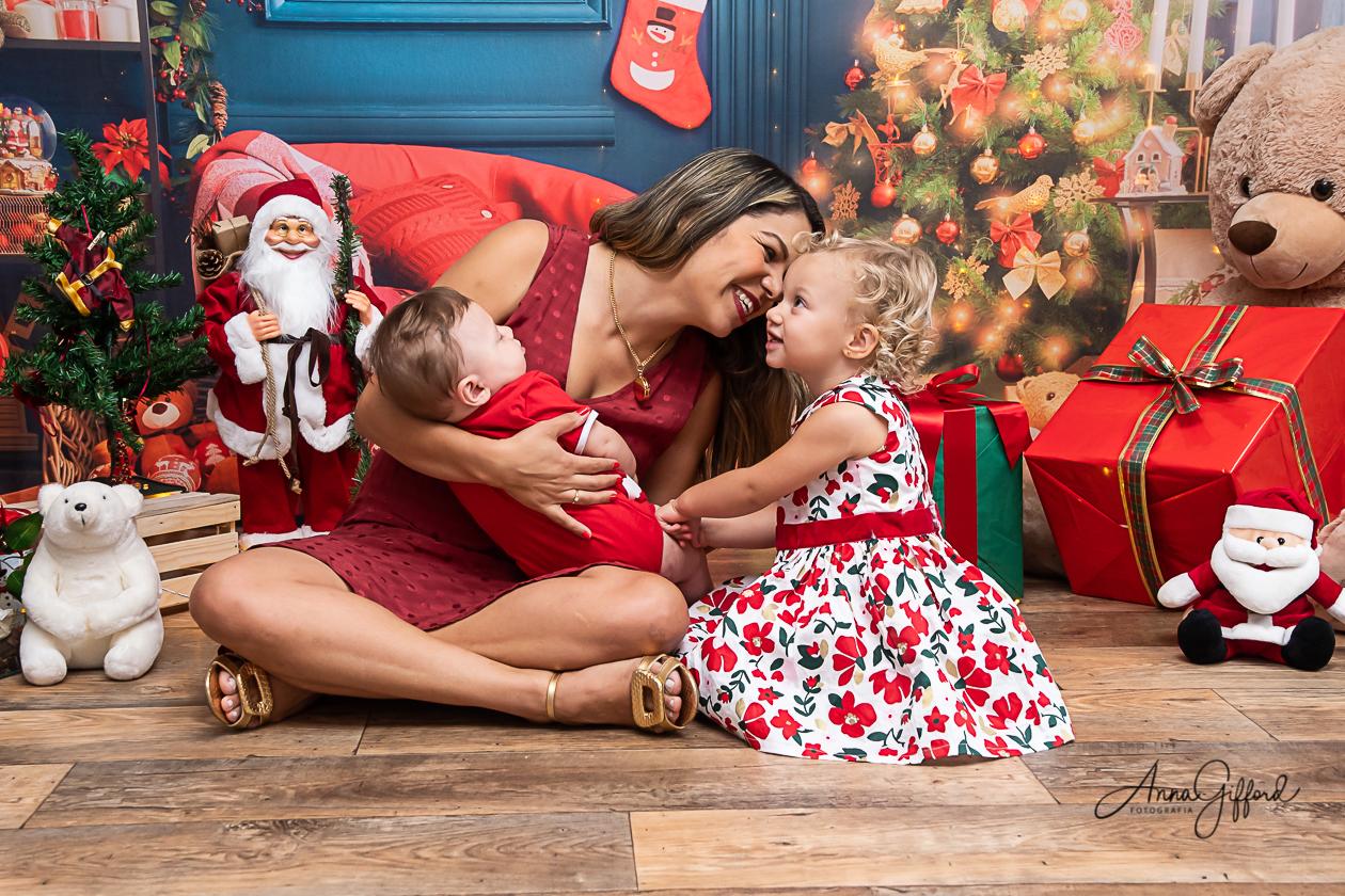 Ensaio Natal em BH