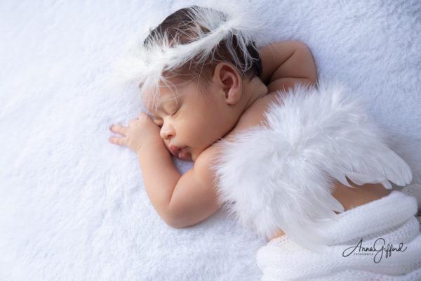 ensaio newborn anjinho bh