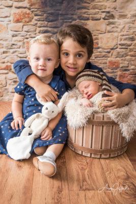 ensaio newborn irmaos em bh