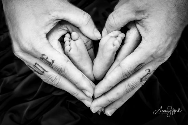ensaio newborn pais